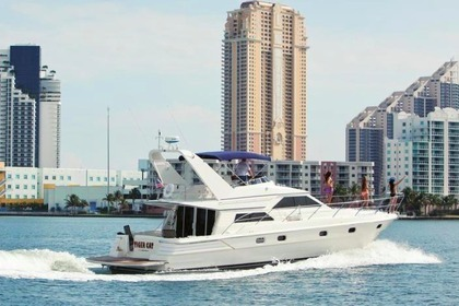 Miete Motorboot Gulf Craft Miami Beach
