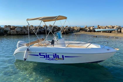 Hire Motorboat AQUAMAR 17 Avola