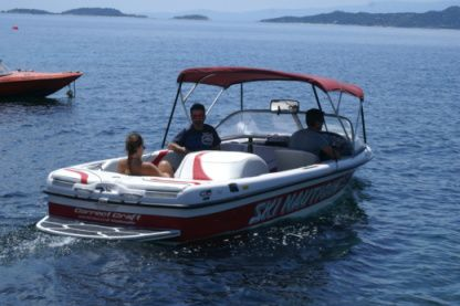 Charter Motorboat Correct Craft Ski Nautique 196 Chalkidiki