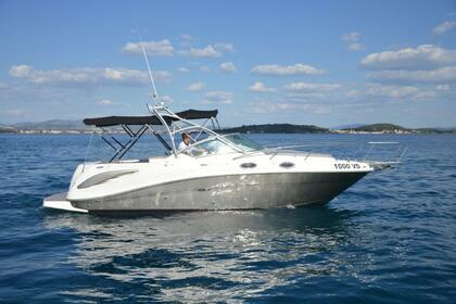 Charter Motorboat SEA RAY 275 Amberjack Tribunj