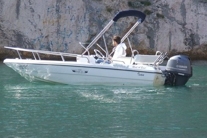 Rental Motorboat Rascala 460 Open Jasenice, Zadar County