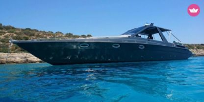 Charter Motorboat Stealth 41 Chania