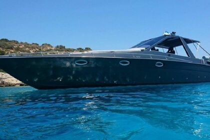 Rental Motorboat Magna 38 Chania