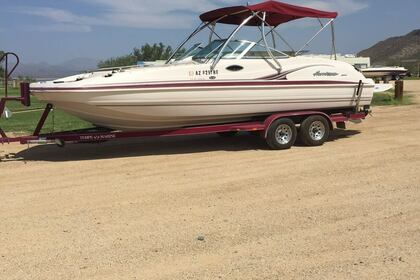 Hire Motorboat Hurricane 23.7ft Peoria