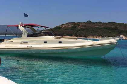 Charter RIB SOLEMAR Oceanic 33 Night And Day Lipari
