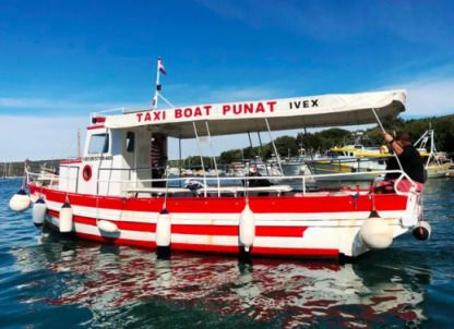 Rental Motorboat Pasara Custom Punat