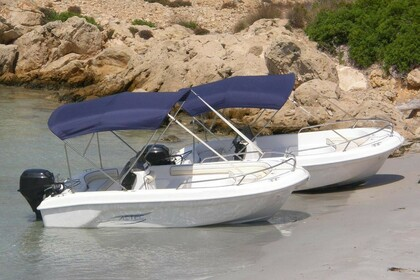 Rental Motorboat Astec 400 Port d'Addaia