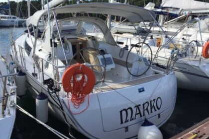 Rental Sailboat Bavaria Cruiser 37 Pula