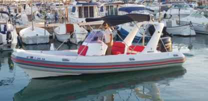 Location Semi-rigide Brig Sport Boat Alcúdia