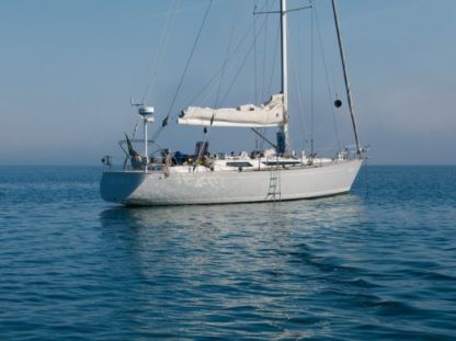 Charter Sailboat Baltic Yachts B58 Olbia