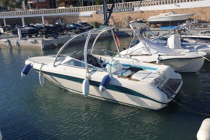 Charter Motorboat Sea Ray 200 Llucmajor