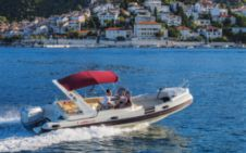 Rental rIB in Hvar