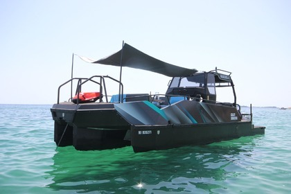 Rental Motorboat TERA T10DRAKE Cannes
