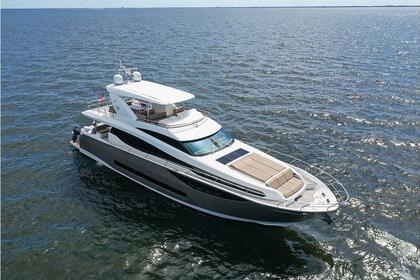 Charter Motor yacht Prestige 750 Flybridge West Palm Beach