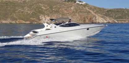 Rental Motorboat Cigarette 360 Mykonos