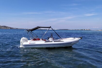 Hire RIB Olympic Speedster 590 Paros