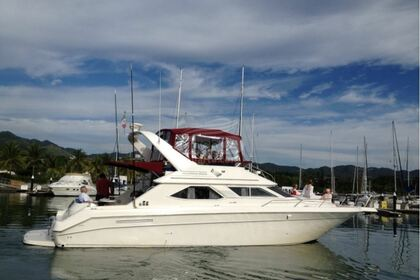 Rental Motorboat Sea Ray 460 Puerto Vallarta