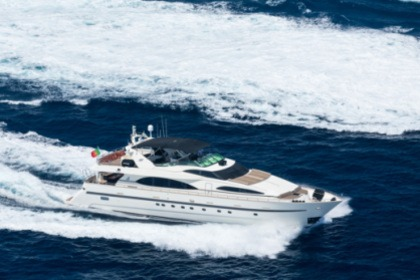 Location Yacht AZIMUT 100 Cannes
