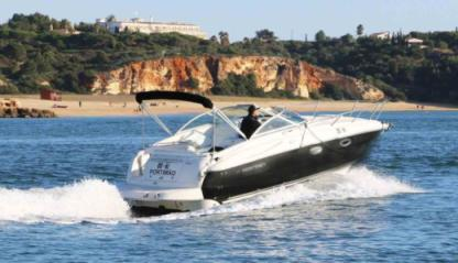 Rental Motorboat Monterey 250 Setúbal