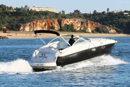 Hire Motorboat MONTEREY 250 Setubal