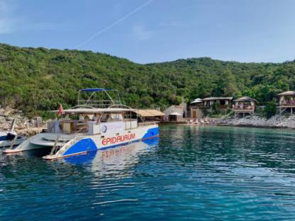 Location Catamaran Monte Marine Yachting Cat 17 Dubrovnik
