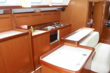 Rental Sailboat Beneteau Cyclades 50.5 Volos