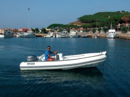 Charter RIB Sea Water 450 Arbatax