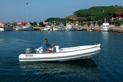 Rental RIB Sea Water Flamar 450 Arbatax