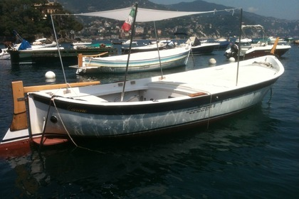 Rental Motorboat Mami Gozzo Ligure Rapallo