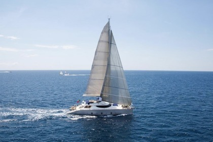 Rental Catamaran Cuneo Marine 31 m Cannes