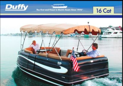 Verhuur Motorboot Duffy 16 Seattle