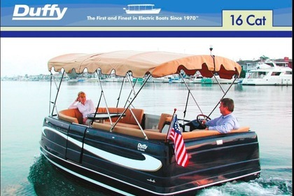 Hire Motorboat Duffy 16 Seattle