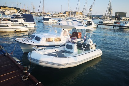 Location Semi-rigide ZODIAC Yacht line 480 DL Trogir