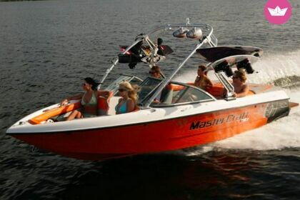 Rental Motorboat MASTERCRAFT X1 Page