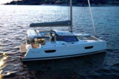Rental Catamaran FOUNTAINE PAJOT ASTRÉA 42 Antigua and Barbuda