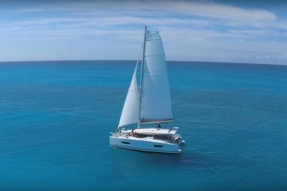 Charter Catamaran FOUNTAINE PAJOT LUCIA 40 Marmaris