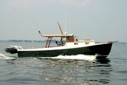 Charter Motorboat Lobsteryacht 36ft Sag Harbor