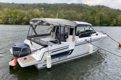 Rental Motorboat Jeanneau MERRY FISHER 795 SERIE 2 Moisson