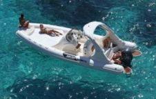 RIB Joker Boat Wide 750 for hire