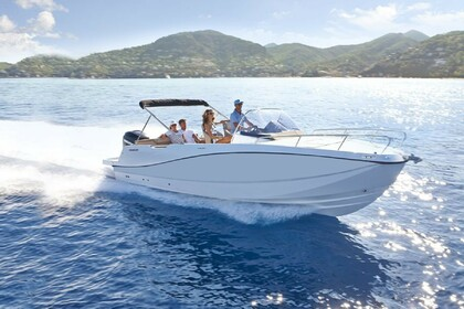 Hire Motorboat QUICKSILVER 675 Active Sundeck Dubrovnik