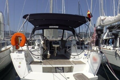 Rental Sailboat DUFOUR 450 GL Marmaris