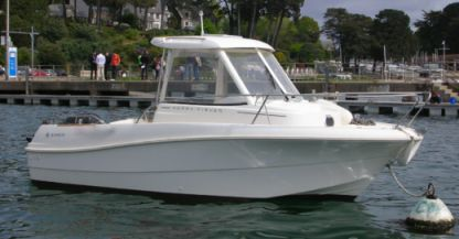 Rental Motorboat Jeanneau Merry Fisher 580 Honfleur