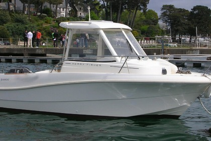 Hire Motorboat Jeanneau Merry Fisher 580 Honfleur
