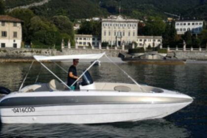 Rental Motorboat Tullio Abbate Sea Star Open 21 Tremezzo