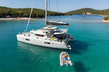 Location Catamaran LAGOON 42 Corfou
