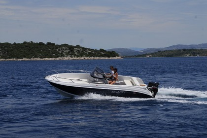Rental Motorboat Atlantic 670 Okrug Gornji