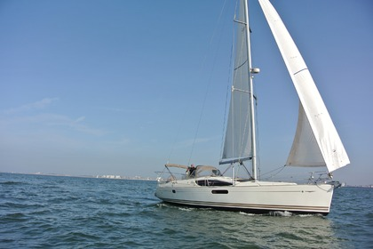 Location Voilier Jeanneau Sun Odyssey 45 Ds Dunkerque