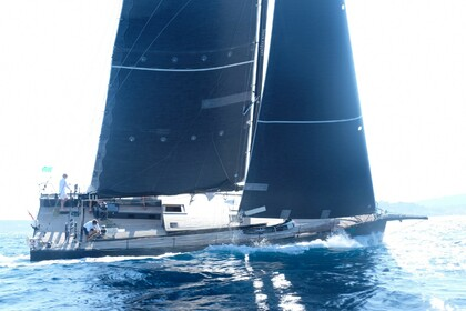 Location Voilier BLACK PEPPER YACHTS CODE 2 Saint-Tropez
