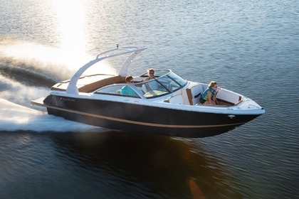 Hire Motorboat FOUR WINNS 230H Zadar