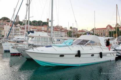 Miete Motorboot Fairline Targa 33 Cannes